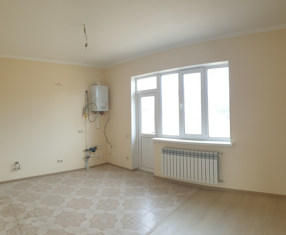 Дом 110 кв.м на участке 6 сот