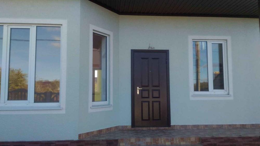 Дом 110 кв.м на участке 9 сот