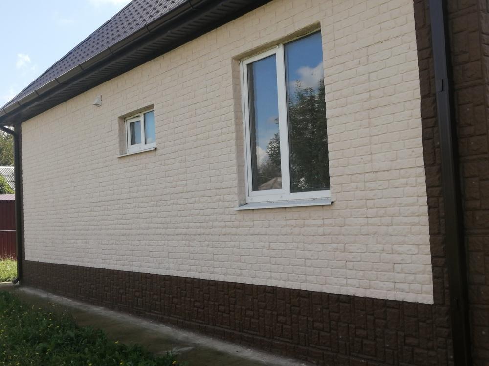 Дом 115 кв.м на участке 6 сот