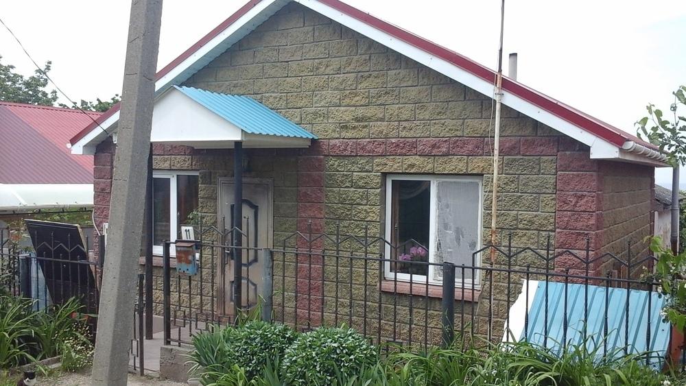 Дом 50 кв.м на участке 5 сот