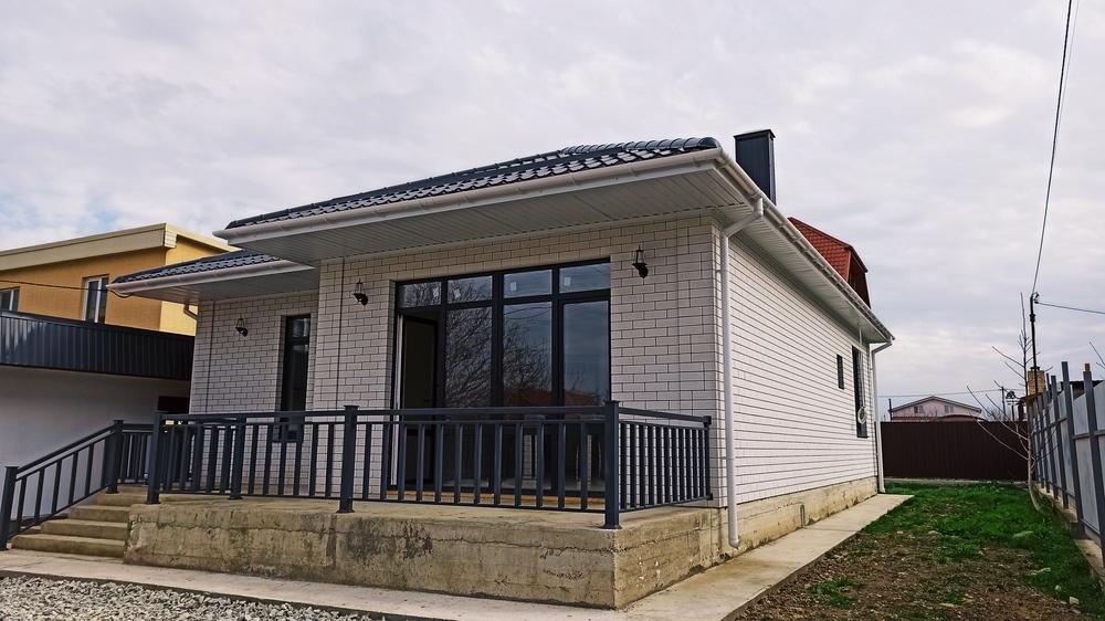 Дом 95 кв.м на участке 3.5 сот