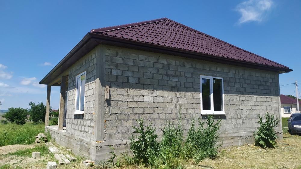 Дом 110 кв.м на участке 4 сот
