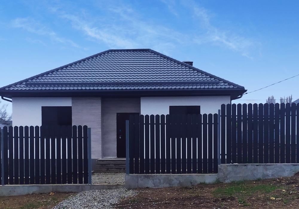 Дом 90.5 кв.м на участке 5 сот