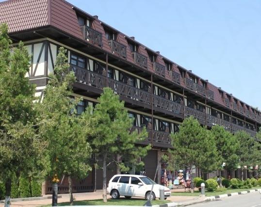 Гостиница 61 номеров