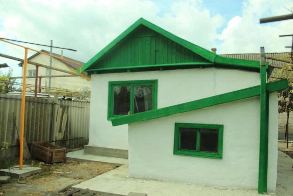 Дом 110 кв.м на участке 9.4 сот